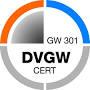 DVGW GW 301-Logo